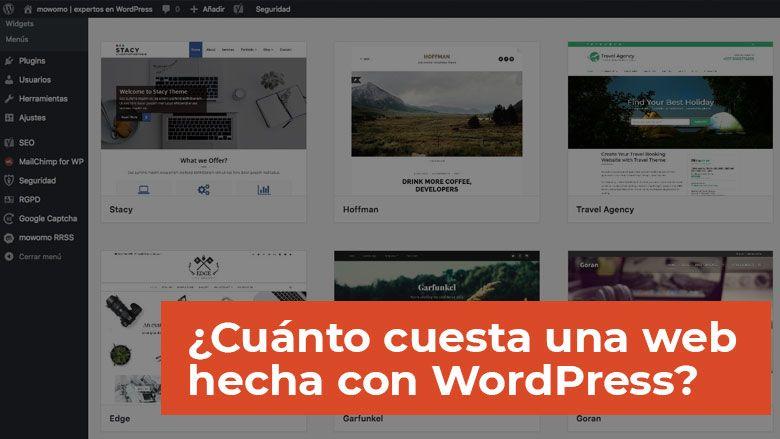 Precio tema WordPress archivos - mowomo | expertos en WordPress