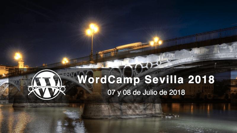 mowomo en el evento de WordPress WordCamp Sevilla 2018