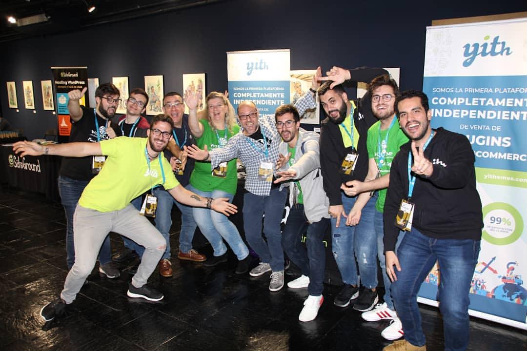 YITH WordCamp Las Palmas de Gran Canaria 2019