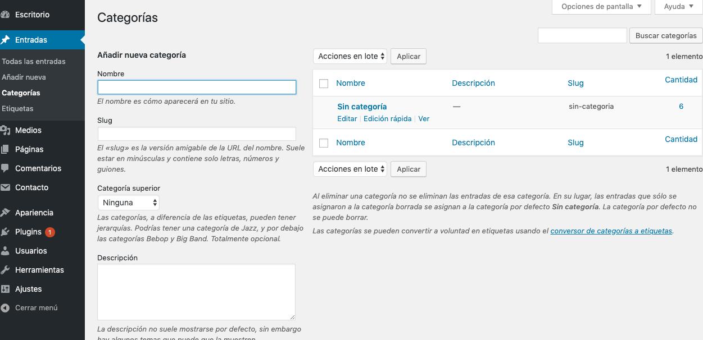Errores a evitar a la hora de crear un WordPress